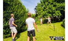 """Vorschau: Talbot-Torro Badminton Set """"Family"""""""