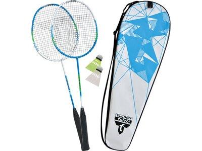 TALBOT/TORRO Badmintonset 2-Combat Blau