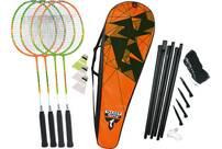"""Vorschau: Talbot-Torro Badminton Set """"4 Attacker Plus"""""""