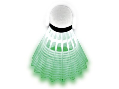 Talbot-Torro Badmintonball Magic Night LED Silber