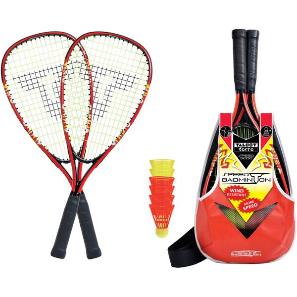 Talbot-Torro Speed Badminton Set Speed 5000