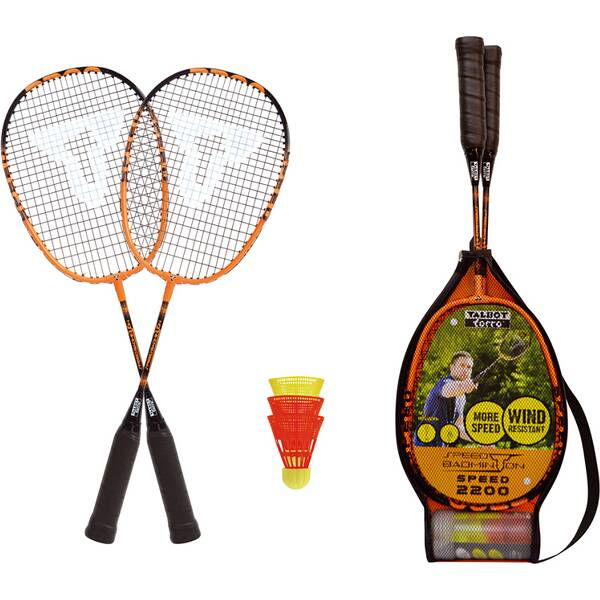 Talbot-Torro Speed Badminton Set Speed 2200