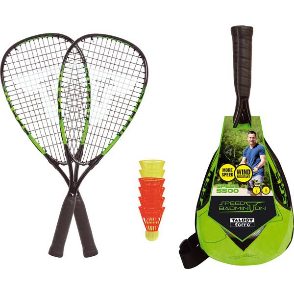 Talbot-Torro Speed Badminton Set Speed 5500