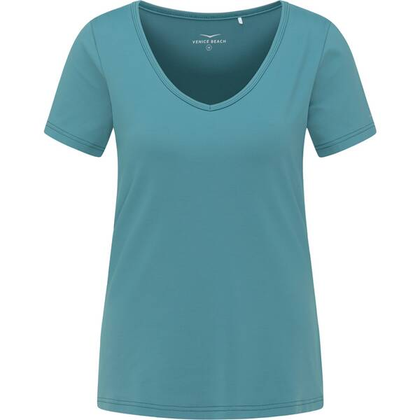 VENICE BEACH Damen T-Shirt Salliamo Body-Shirt