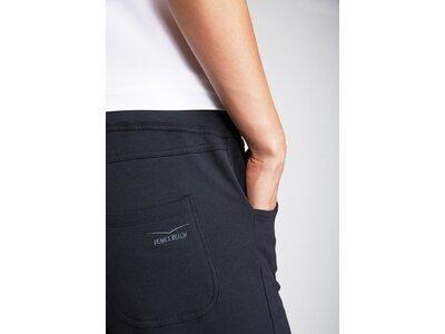VENICE BEACH Damen Sporthose Zella 7/8 Pants Schwarz