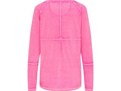VENICE BEACH Damen Shirt Laurinka Longsleeve pink