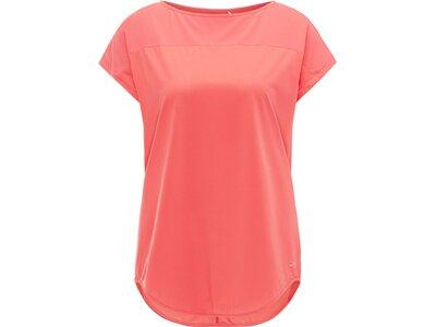 VENICE BEACH Damen T-Shirt River DRT Orange