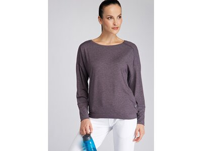 VENICE BEACH Damen Shirt Longsleeve Luemi Lila