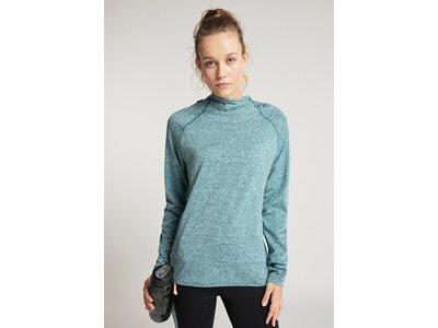 VENICE BEACH Damen Minka DMELB Shirt Kapuze Blau