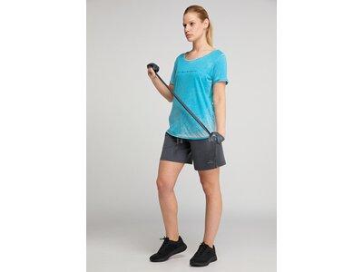 VENICE BEACH Damen Shirt Fayza 4012 BO 02 T-Shirt Blau