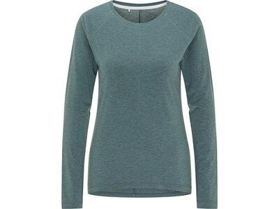 VENICE BEACH Damen Shirt VB_Pittis DSKM Shirt 1/1 Grün