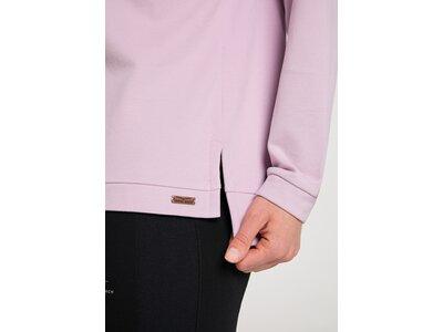VENICE BEACH Damen Sweatshirt VB_Pedi 4021_BB01 Sweatshirt Lila