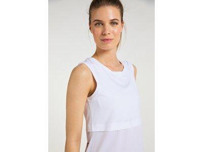VENICE BEACH Damen Shirt VB_Whyona DL_01 Tanktop Weiß