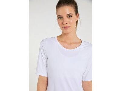 VENICE BEACH Damen Shirt VB_Xana DL T-Shirt Weiß