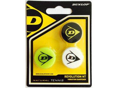 DUNLOP Tennis-Dämpfer REVOLUTION NT Gelb