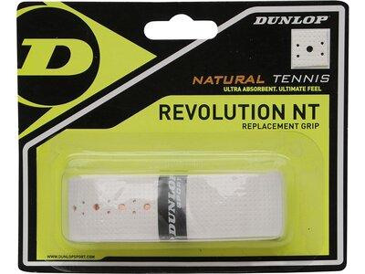 DUNLOP Tennis-Griffband Revolution NT Weiß