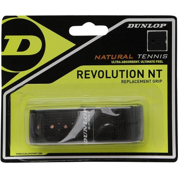 DUNLOP Tennis-Griffband Revolution NT - schwarz