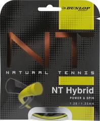 DUNLOP Tennis-Saite Revolution NT Hybrid Set 1,25