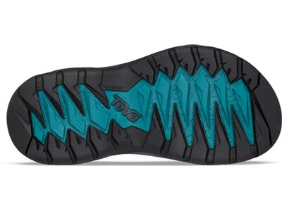 TEVA Damen Sandale Terra Fi 5 Universal Grau