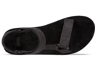 TEVA Herren Sandale Original Universal Leder Schwarz