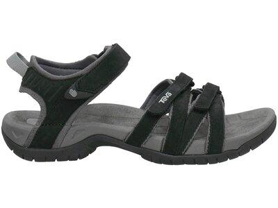 TEVA Damen Sandale Tirra Leder Grau