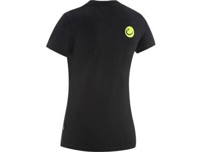 EDELRID Damen Shirt Wo Rope T-Shirt II Schwarz