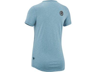 EDELRID Damen Highball T-Shirt IV Grau