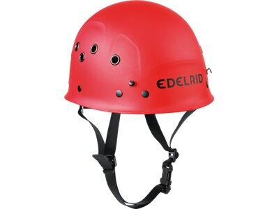 EDELRID Kinder Helm Ultralight Rot