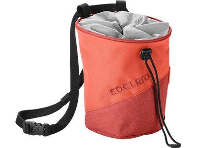 EDELRID Kleintasche Chalk Bag Monoblock Braun