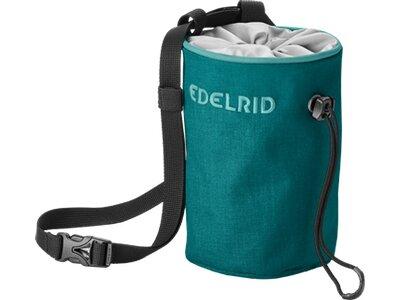 EDELRID Chalk Bag Rodeo small Blau