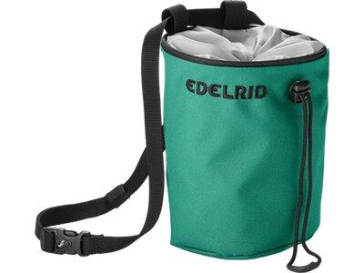EDELRID Chalk Bag Rodeo large Grün