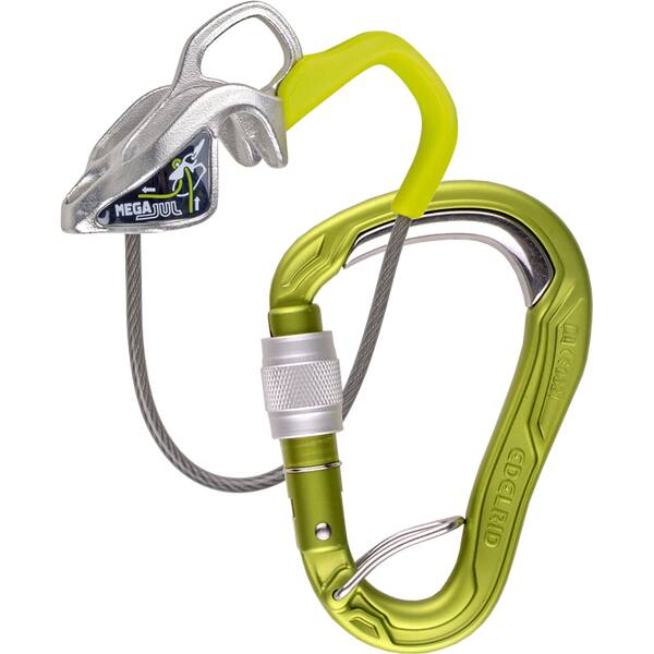 EDELRID Mega Jul Belay Kit Bulletproof Scre