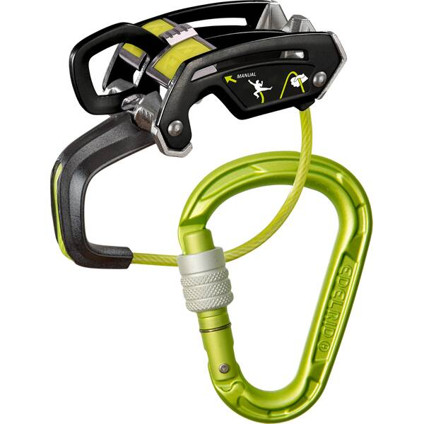 EDELRID Giga Jul Belay Kit Strike Screw