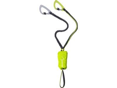 EDELRID Klettersteigset Cable Kit Ultralite 5.0 Grau