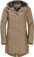 JACK WOLFSKIN Damen Outdoormantel Monterey Coat
