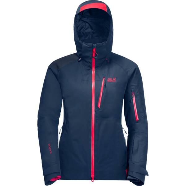 JACK WOLFSKIN Damen Funktionsjacke SNOW SUMMIT