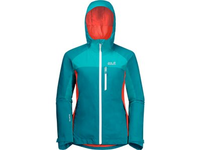 JACK WOLFSKIN Damen Funktionsjacke EAGLE PEAK INSULATED Blau