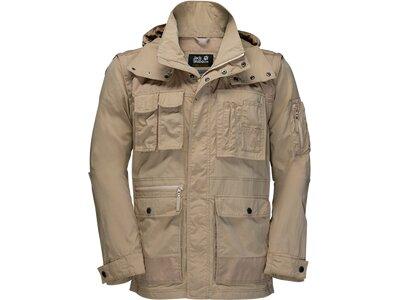 JACK WOLFSKIN Herren Jacke Atacama Jacket Grau