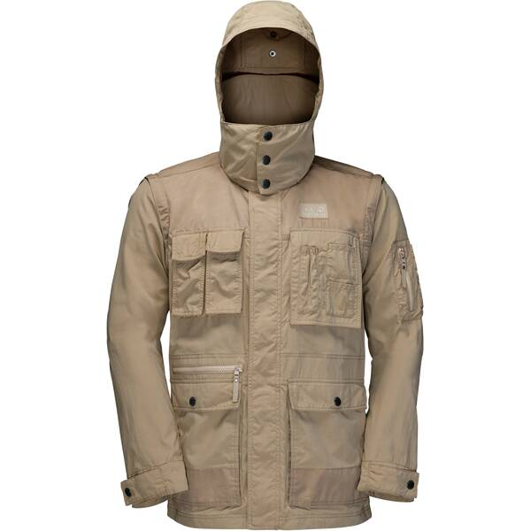 competitive price 8951e 934f1 JACK WOLFSKIN Herren Jacke Atacama Jacket