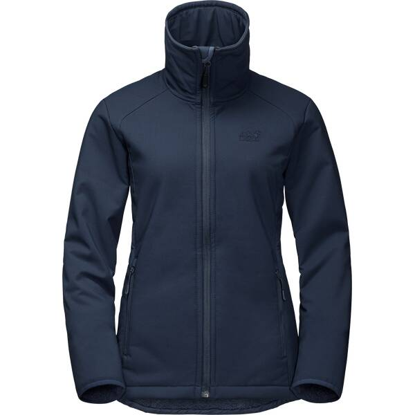 JACK WOLFSKIN Damen Funktionsjacke Rock Valley