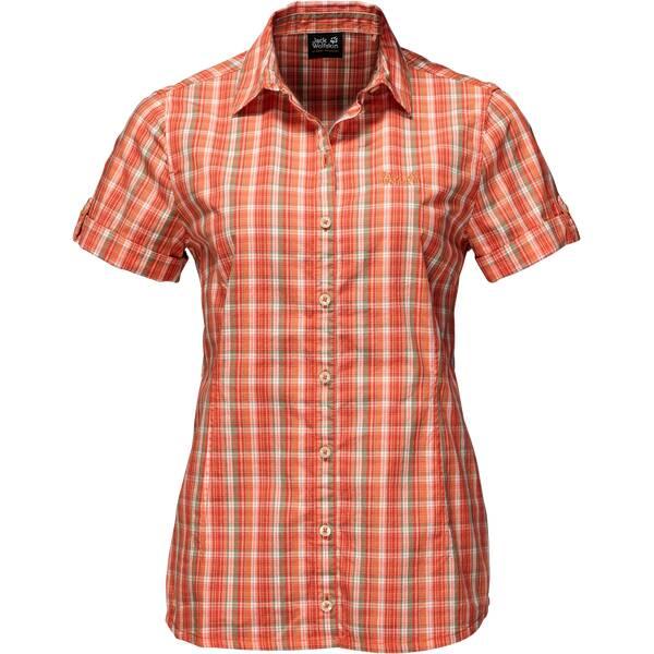 JACK WOLFSKIN Damen Hemd River Shirt