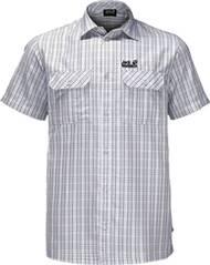 JACK WOLFSKIN Herren Wanderhemd Thompson Shirt Men Kurzarm