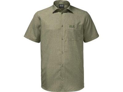 JACK WOLFSKIN Herren Hemd El Dorado Shirt Grau