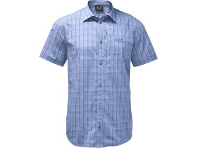 JACK WOLFSKIN Herren Hemd Rays Stretch Vent Shirt M Grau