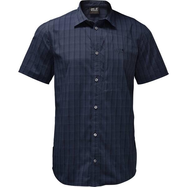JACK WOLFSKIN Herren Hemd Rays Stretch Vent Shirt M