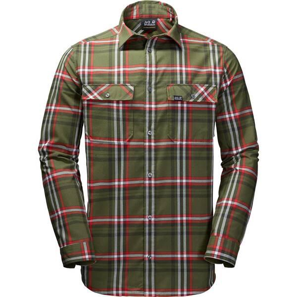 JACK WOLFSKIN Herren Hemd Valley Shirt