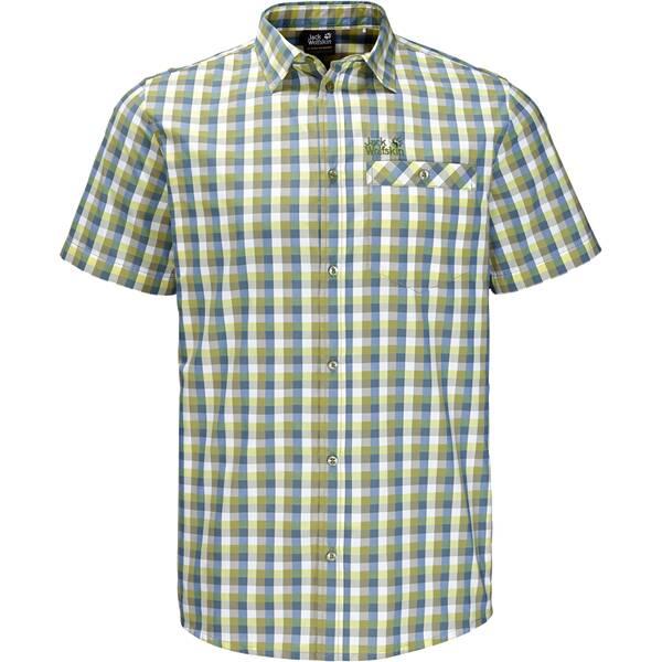 JACK WOLFSKIN Herren Hemd Napo River Shirt