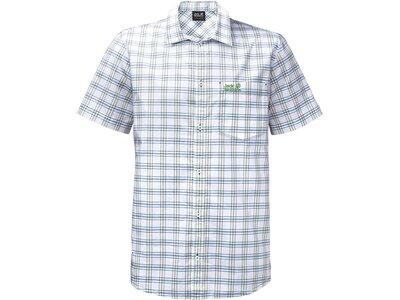 JACK WOLFSKIN Herren Hemd Hot Springs Shirt Grau