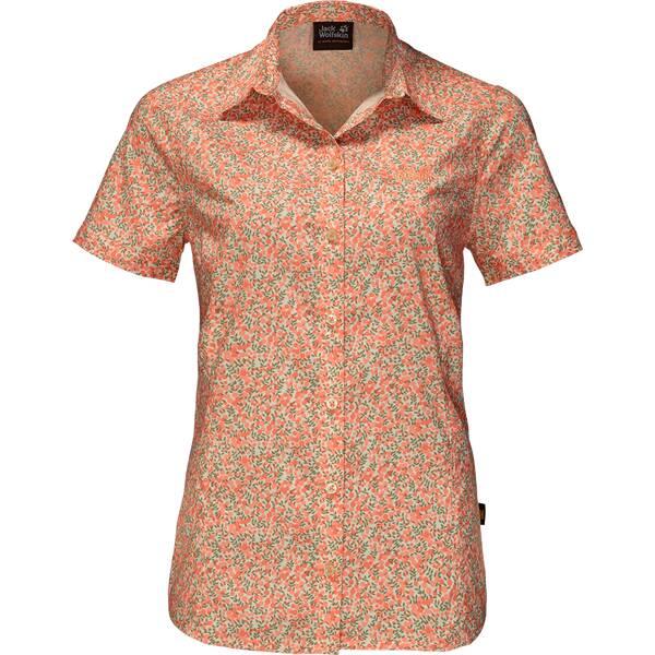 JACK WOLFSKIN Damen Bluse Sonora Millefleur Shirt