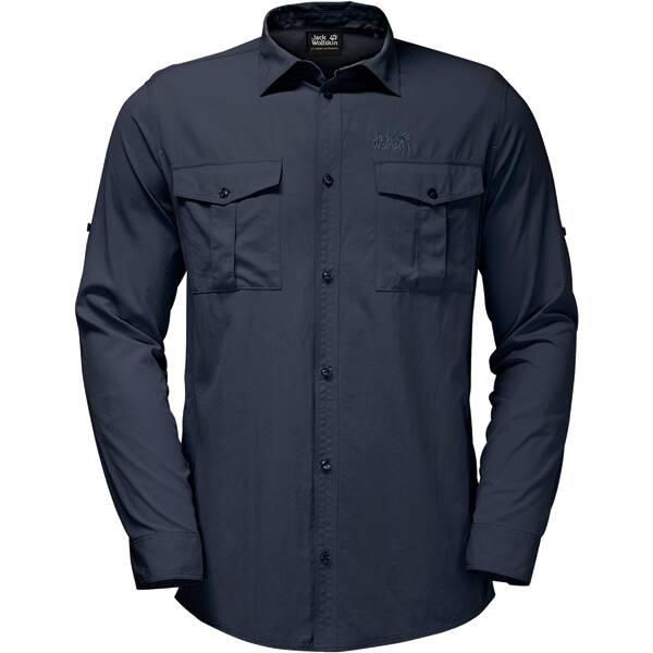 JACK WOLFSKIN Herren Hemd Atacama Roll-up Shirt